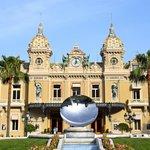 Monte Carlo Casino Exterior