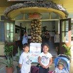 Entrance of Pasefika Inn