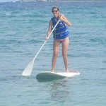 """All the non-motorized beach """"toys"""" were included with the all-inclusive package. Definitely wort"""