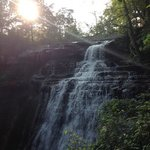 Early morning Brandywine Falls