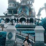 At Mystic Manor Mansion, Hongkong Disneyland