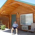 Cabin Exterior