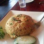 Special coconut rice, MASSIVE!