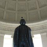 Jefferson's Statue