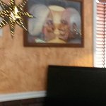 A picture at La Familia Mexican Restaurant in Eureka Springs, Arkansas.