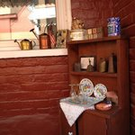 Antiques on the veranda
