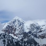 Mt. Foraker from K2 aircraft