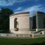 War memorial on grounds of WV State Capitol complex