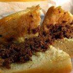 Cheese Steak Sandwich - $5.75