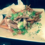 Blue Cheese Fries