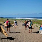 The first surf trip we went on to Sigatoka