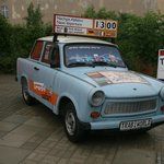 East German Car