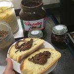 Pane e Nutella...!