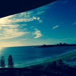 View from our room. Landmark mooloolaba