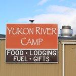 Yukon River Base Camp