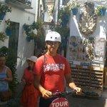 Visita Calle Las Flores