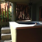 Room's pool