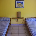 Double room with 2 doble beds