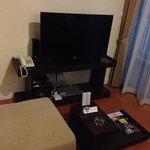 SONY TV with DVD player