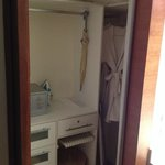 locker and wardrobe