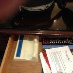 hairdryer drawer