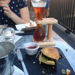 Great food and beer