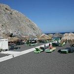 Corner Snack Bar Cafe - Beach beds
