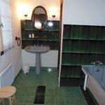 Salle de bain de notre chambre