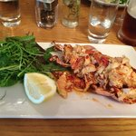 Ballycotton lobster