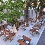 Kalita Restaurant Garden View