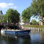 Canal Hopper @ Amsterdam canals