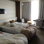 雙人兩床房間