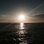 tramonto (il sole cala a Venezia)