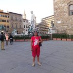 At the Piazza Della Signoria