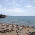 Пляж Capellans