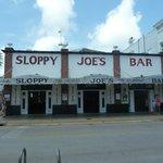 Sloppy Bar in Duval Street