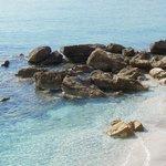 Saradari beach