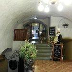 Lobby & Pizzeria