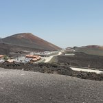 Craters on Mt Etna. 2600 Mtr