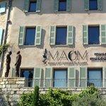 musee MACM, Mougins