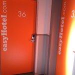 двери номеров
