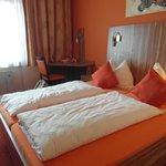 Pleasant comfortable double room