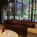 hotellobby zum kleinen patio