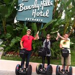 Segway Tour of Beverly Hills
