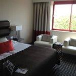 Perfecte kamers, goede bedden, alles aanwezig incl. airco