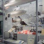 Zahlreiche Modelle von groß bis klein ©Zeppelin Museum Friedrichshafen, Foto - Myrzik