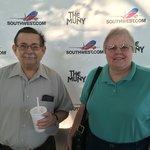 Mom & Dad at The Muny