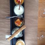 Café gourmand, tip top !...