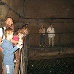 Intorno all'acquedotto romano in Napoli Sotterranea