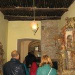 L' interno del Basso che dà accesso al Teatro Romano